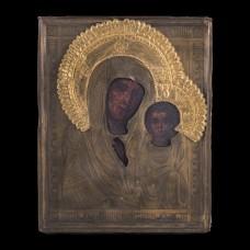 Virgin Mary of Kazan 001/0011 d