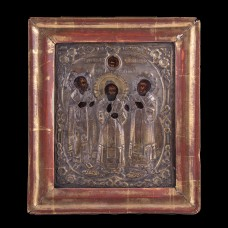 Icon Of Russian Saints 001/0012 D