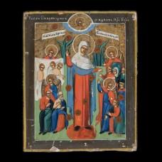 Virgin Mary Skarbyash 001/0053 D