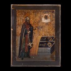 Icon of Saint Sergey 001/0116 D