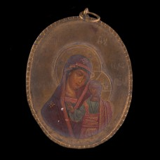 Icon Virgin Mary of Kazan 001/0196 D