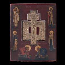Crucifixion of Jesus  Icon 001/0240 D
