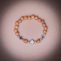005/0020 olive wood bracelet